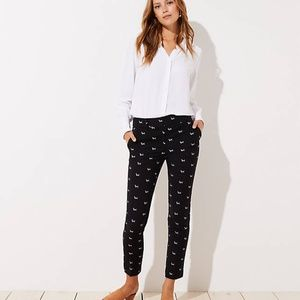 LOFT Slim Dachshund Pencil Pants - Marisa Fit